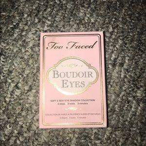 Too Faced Boudoir Palette